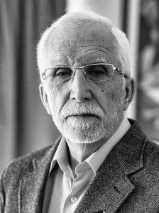 escritor Luis Mateo Díez