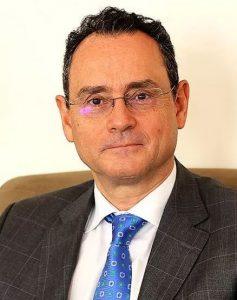 escritor Pedro Baños