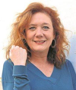 escritora Cristina Fallarás