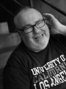 escritor Ian Mcdonald