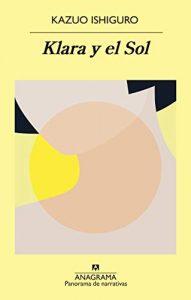Novela Klara y el sol