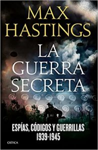La guerra secreta, Hastings