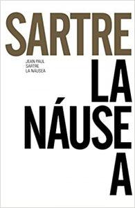 La naúsea, de Sartre