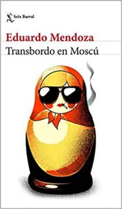 Libro Transbordo en Moscú