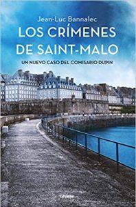 Novela Los crímenes de Saint-Malo
