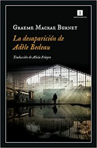 La desaparicion de Adele Bedeau