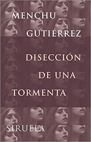 Disección de una tormenta, de Menchu Gutiérrez