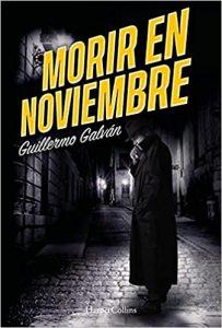 novela Morir en noviembre