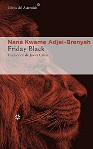 Libro de relatos Friday Black