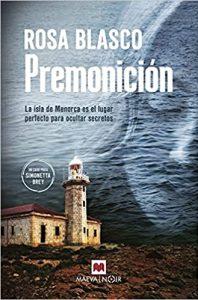 Novela Premonición, de Rosa Blasco