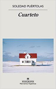 """Libro de relatos """"Cuarteto"""", Soledad Puértolas"""