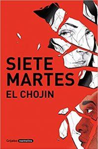 Novela Siete Mares de El Chojin